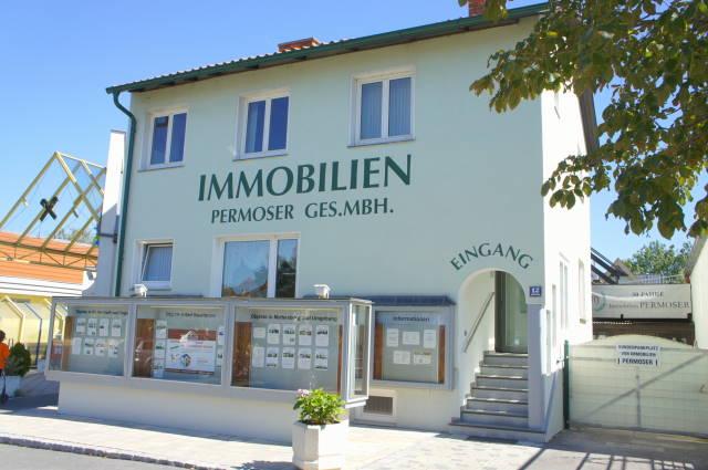 Ein Foto des Büros der Immobilien Permoser GmbH in Bad Sauerbrunn